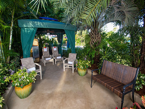 Premium Cabanas at Aquatica Orlando