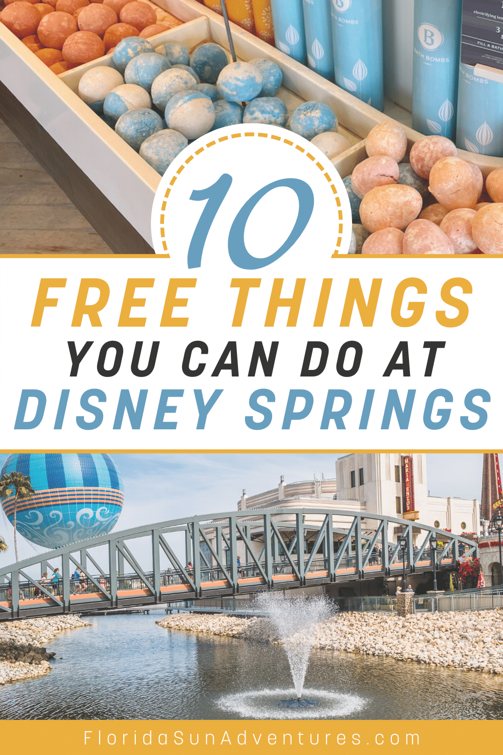 10 free things to do at Disney Springs